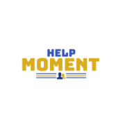 Image logo help moment